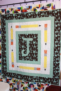 Juicy's quilt side 1