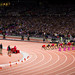 London 2012 Olympics - Men's 100 metres final by jeremypix