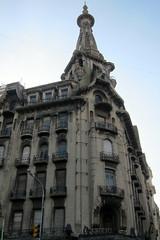 Buenos Aires - Balvanera: Edificio Confitería del Molino