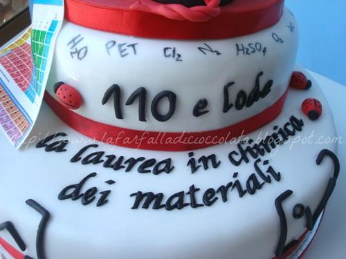 Chemist cake
