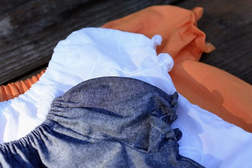 elastic sleeves