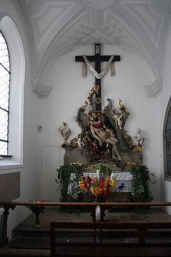 Seitenkapelle Schmerzhafte Kapelle
