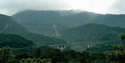 Bridge in Yangmingshan