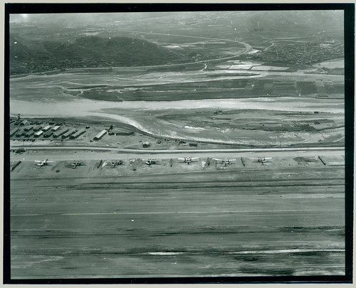 Air base from the air #03
