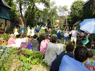 Community Garden Performance