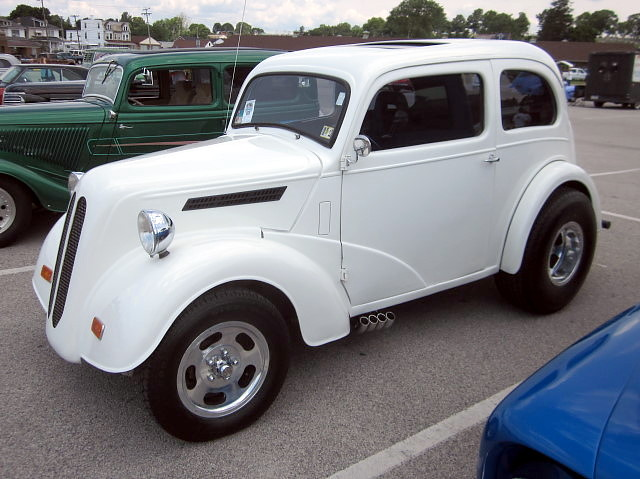 1948 Ford Anglia Flickr Photo Sharing