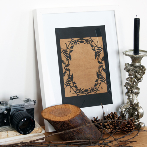 Mr Yen Botanical Papercut Lace