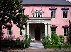 The Olde Pink House Restaurant & Tavern -- 23 Abercorn Street Reynolds Square Savannah (GA) 2012