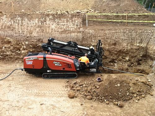 Boring Equipment  - Ventura Directional Drilling Inc.