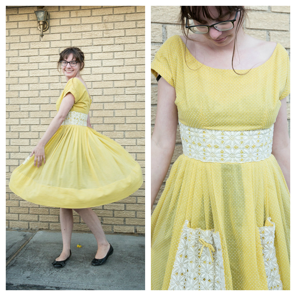 Yellowdress Collage