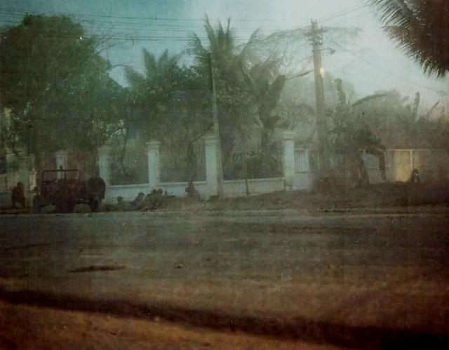 SAIGON 1968 - Ngã ba Võ Tánh-Trương Quốc Dung, Q. Phú Nhuận
