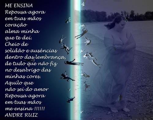 ME ENSINA by amigos do poeta