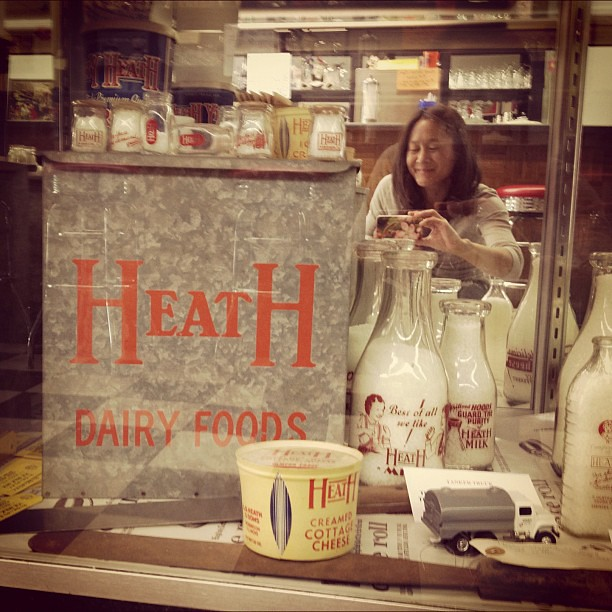 Origins of the Heath Bar Candy Company. Now Part of Hershey #illinois #antiques #sweet