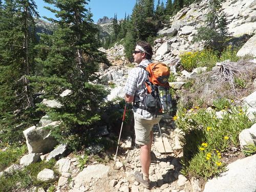 hike Heather & Maple Pass