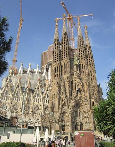 サグラダ・ファミリア聖堂 2012年6月7日 by Poran111