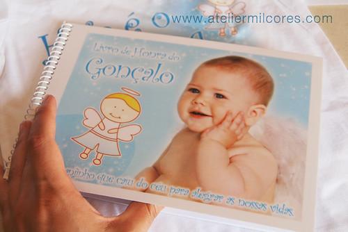 Livro de Honra Anjinho