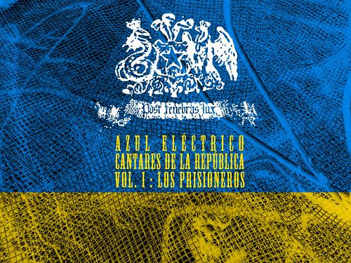 Azul Eléctrico by Oscar Hauyon