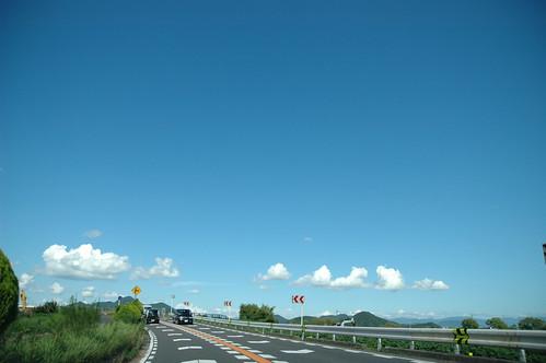 とても良い天気