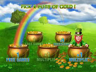 Irish Luck Gamble Feature