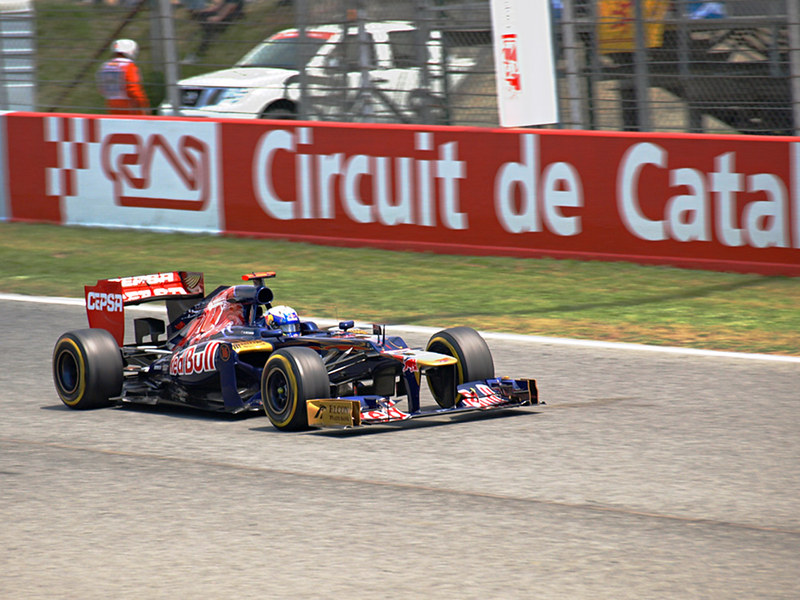 Red Bull Renault, Spanish Grand Prix, Circuit de Catlunya, Barcelona
