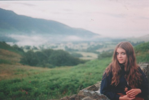 Lydia in Naddle, Keswick