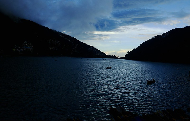 Nainital Lake, Uttarakhand, India
