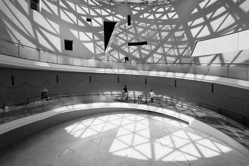 長崎平和資料館。