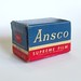 "Ansco Supreme ""Panchromatic"" (35mm) Film"