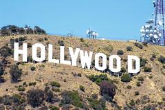 Los Angeles на холме Беверли Хиллс