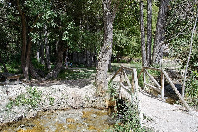 Peralta: Puente al Merendero