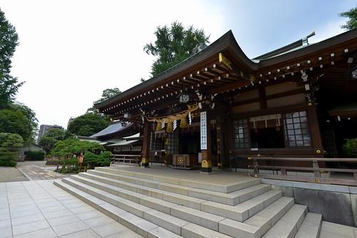 2012夏日大作戰 - 熊本 - 出水神社 (9)