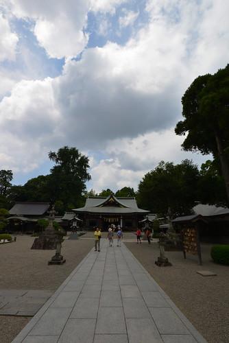 2012夏日大作戰 - 熊本 - 出水神社 (6)