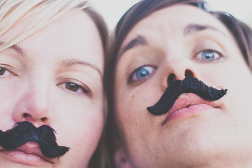 234:366, I really mustache you....