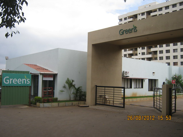 Visit G Corp Greens, 3 BHK & 2 BHK Flats at Thergaon Chinchwad, Wakad Annex, Pune 411033