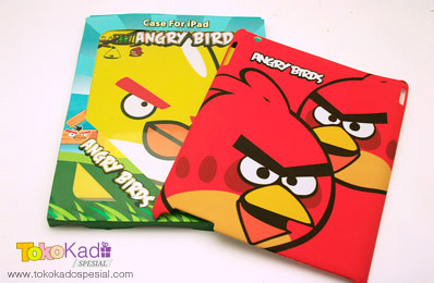 iPad 2 Case Angry Bird