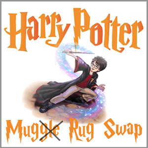 Harry Potter Mug Rug Swap