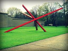 Kröller-Müller Museum-Jardin de sculptures