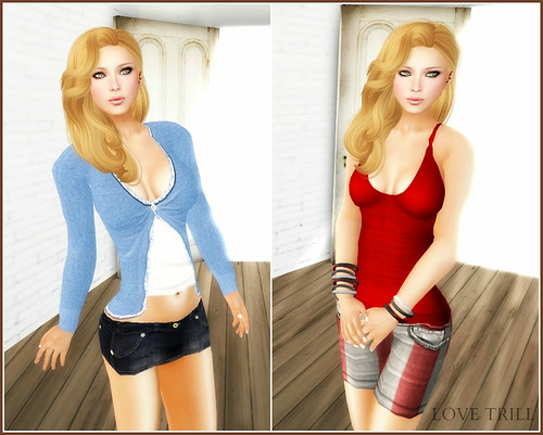 Fabulously Free in SL - Amour Fashion @ The Wash