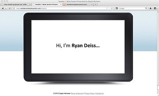 Kindle Syndicate Hi I'm Ryan Deiss