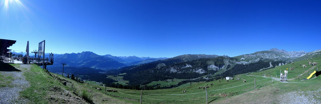 Flims Runca Trail