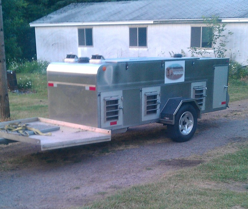 Crow River Dog Trailers