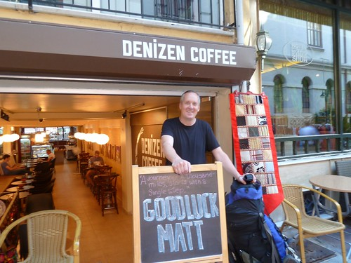 Saying goodbye to the good folks at Denizen Cafe by mattkrause1969
