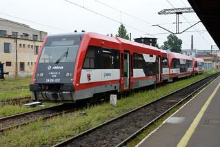 Arriva SA106-001 (2 810 035-6), Bydgoszcz Głowny
