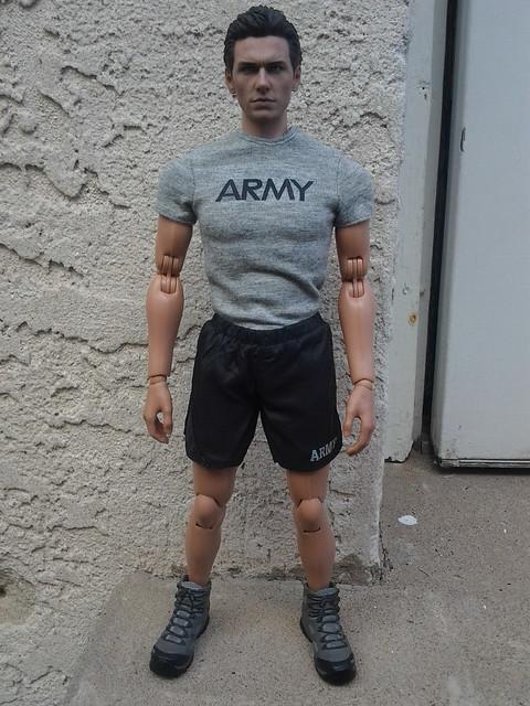 MAGIC CUBE U.S. ARMY P.T. UNIFORM