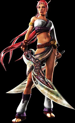 PlayStation All-Stars Battle Royale: Nariko