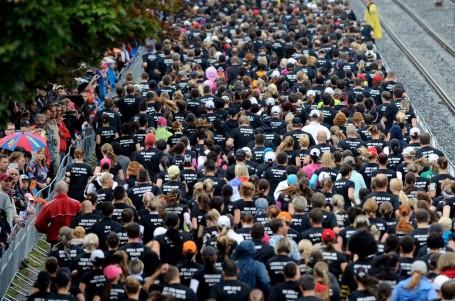 We Run Prague: vítězství pro Fejfara a Peckovou, do cíle dorazilo 6 573 běžců