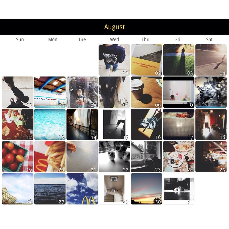 August 365