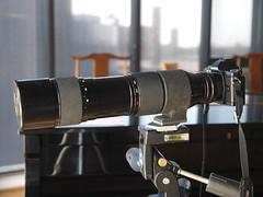 Vivitar 120-600mm f5.6-8