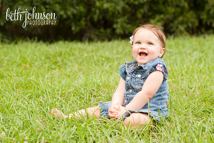 tallahassee first birthday photographer