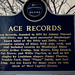 ACE Records Marker